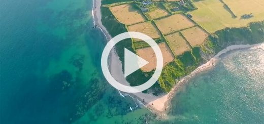 Aerial Photograph Wexford