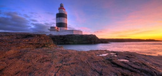 Hook Lighthouse Sunrise