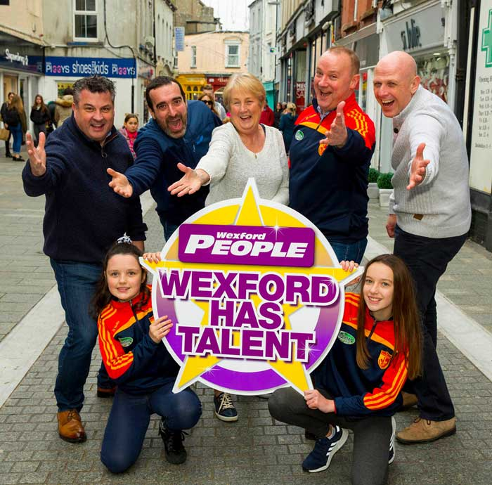 Wexford Has Talent 2018